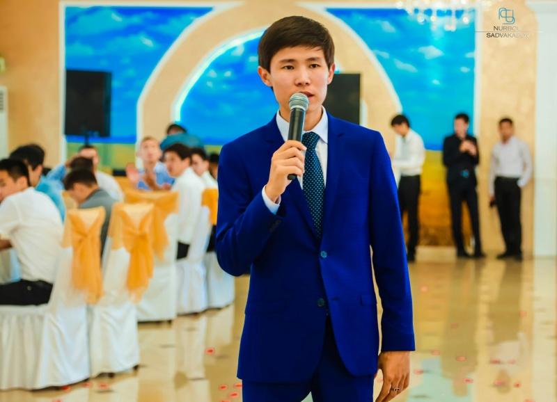 Блог - ErzhanKhamitov: Мен басқарған бір тойдан үзінді