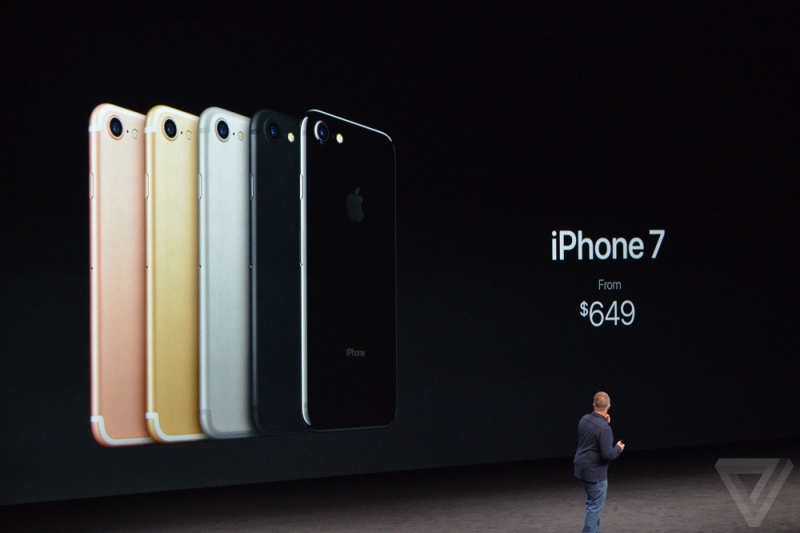 Блог - ErzhanKhamitov: Apple-дың презентациясы: Көптен күткен iPhone 7