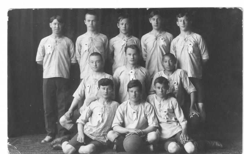 Футбол, тек қана футбол!: Мұхтар Әуезов һәм қазақ футболы