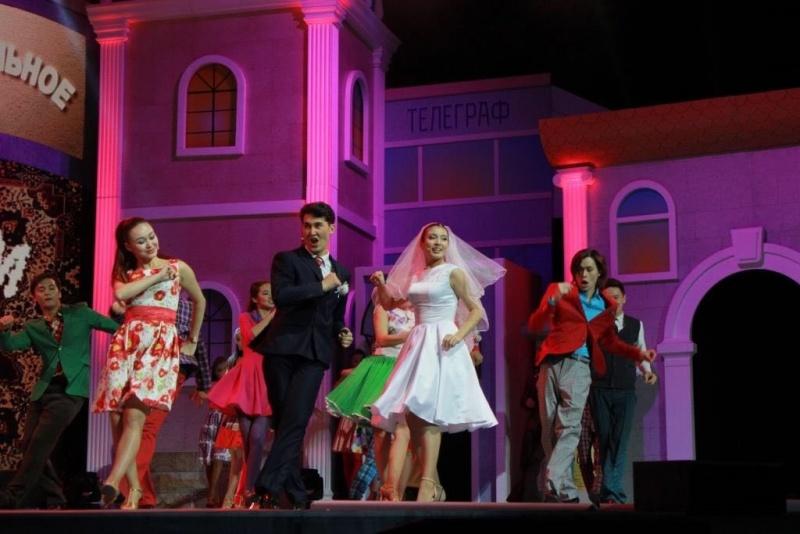 Астана жаңалықтары: Елордаға жаңаша тыныс әкелген «Астана мюзикл»