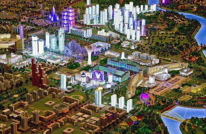 Астана жаңалықтары: «Байқоңыр» ауданының ашылуы туралы бірер сөз
