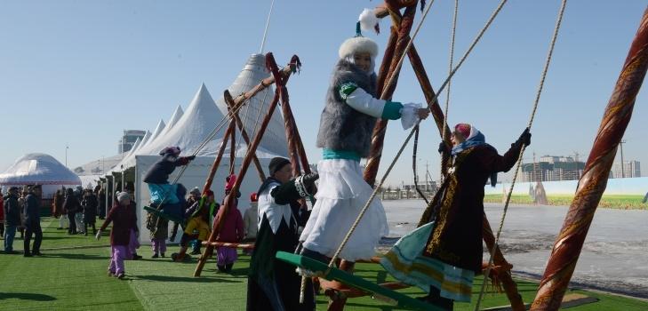 Астана жаңалықтары: Наурыз мейрамына орай Астанада өтетін іс-шаралар