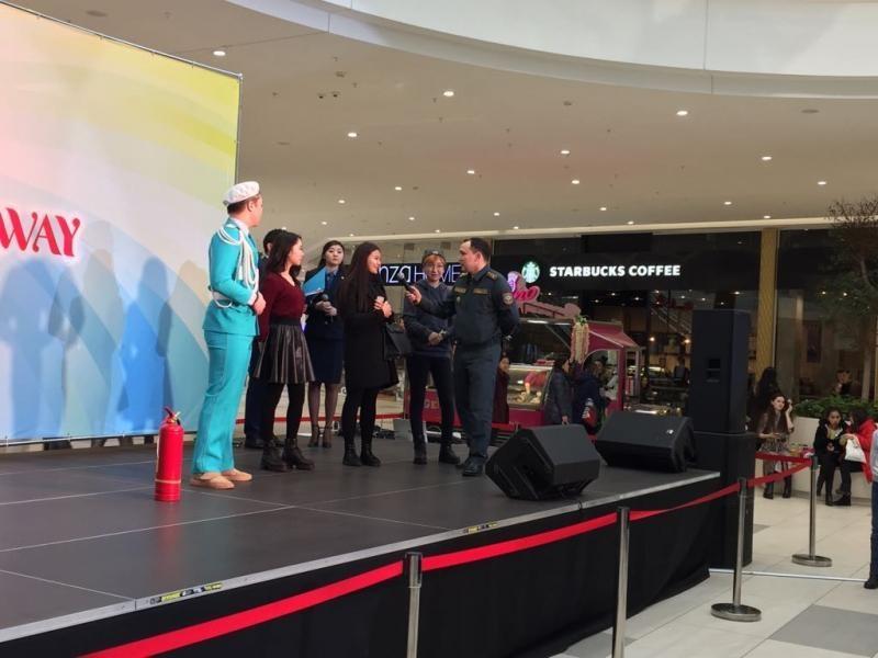 Астана жаңалықтары: Астанада «Біз қаланың қауіпсіздігі үшін» шарасы басталды