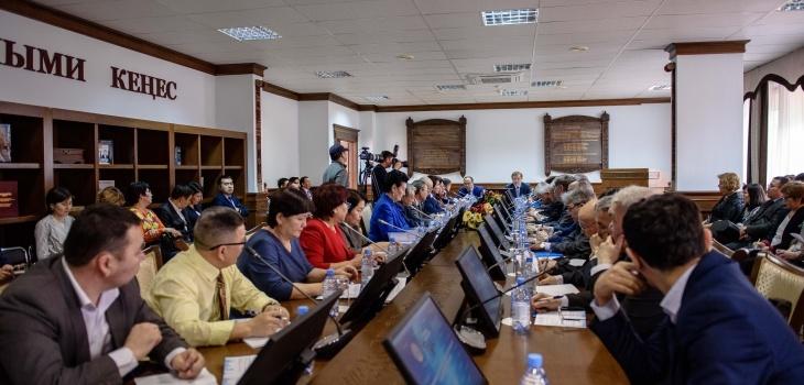 Астана жаңалықтары: «Рухани жаңғыру» бағдарламасының бір жылдығы қорытындыланды