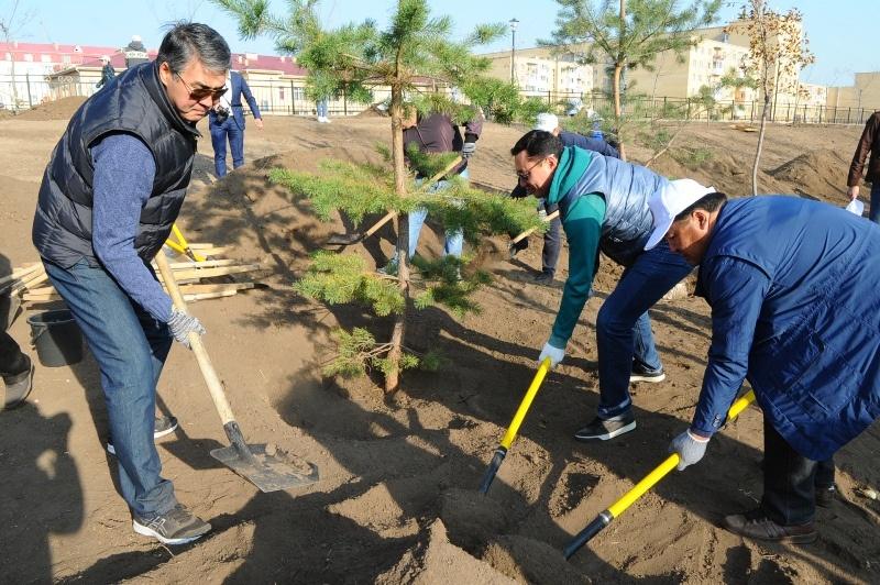 Астана жаңалықтары: Астана әкімі тұрғындарды сенбілікке шақырды