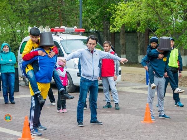 Астана жаңалықтары: Отбасы күнін астаналықтар қалай тойлады