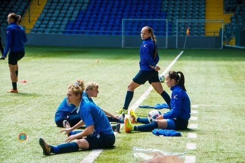 Астана жаңалықтары: «Астана» әйелдер футбол клубы Еврокубоктарда ойнауға ниетті