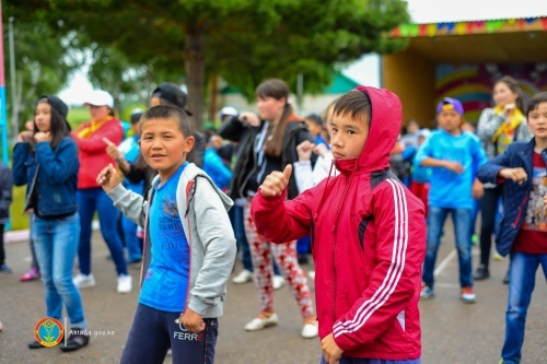 Астана жаңалықтары: Жаздың алғашқы айында «Арман» лагерінде  1500 астам астаналық демалады