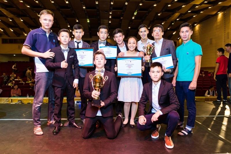 Блог - jaidarman: «Жастар» жазғы фестивальдің арнайы кубогы өтті
