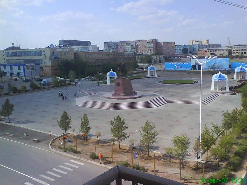 Блог - Sarsembekovna: Алтын ордам - Балқашым!