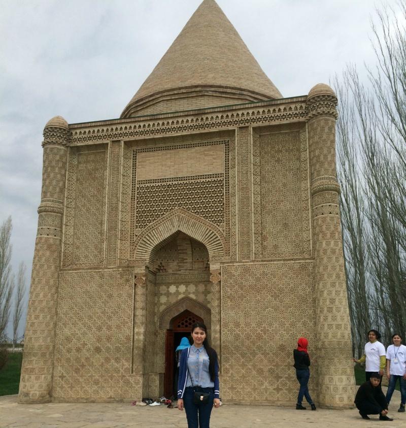 Блог - ayzat_bauirzhanqyzy: Саяхатшы, Шымкентті емес, Таразды таңда!