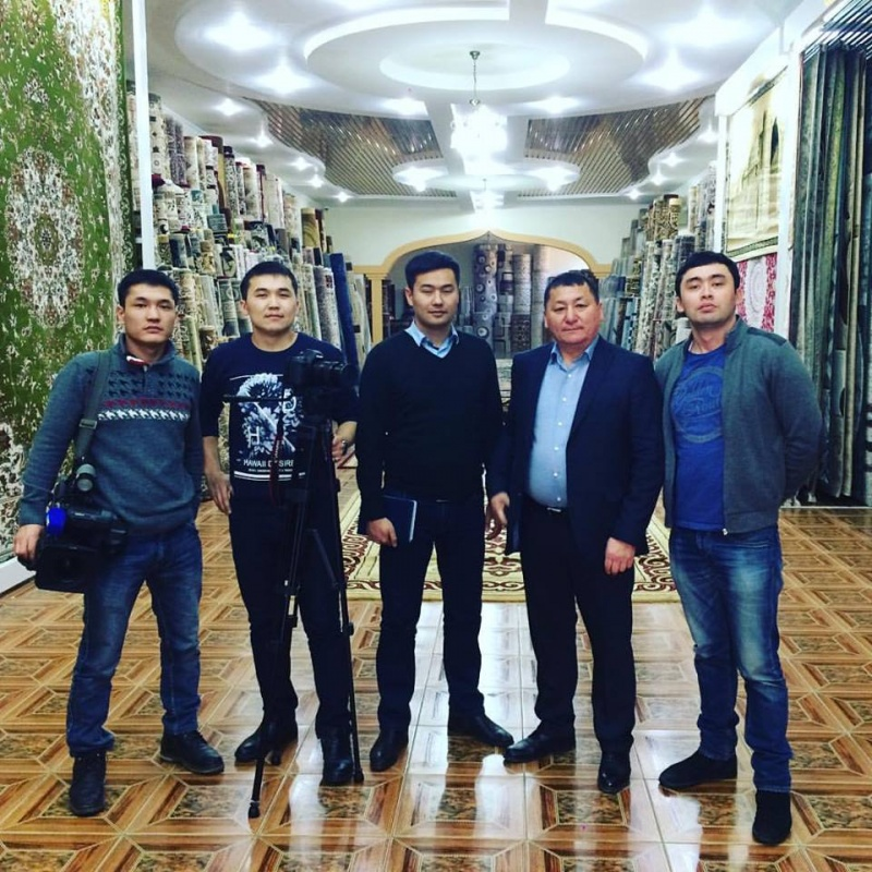 Блог - arailym_zhalauly: Табыс сыры бағдарламасының кезекті түсірілімінен