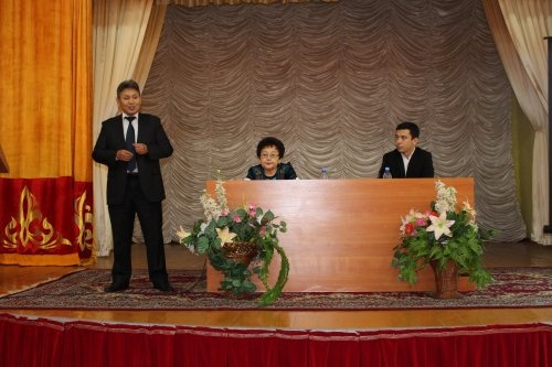 Блог - ZhastarTynysy: «Ұлы Даланың Мәңгілік Ел тұжырымдамасы» (фото)