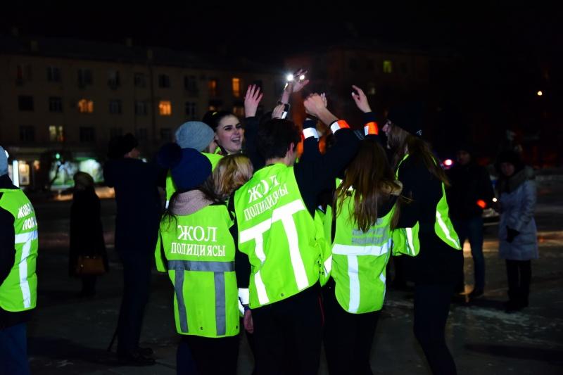 Блог - ZhastarTynysy: «Жастар жолдардағы қауіпсіздік үшін» акциясы