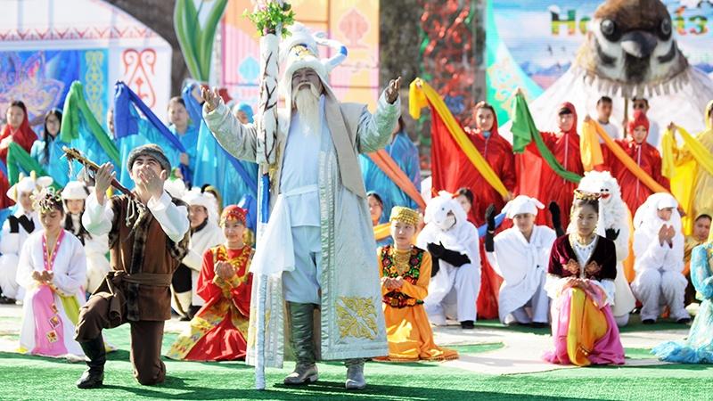 Блог - nurbolkarataev: Наурыз және Қыдыр Ата