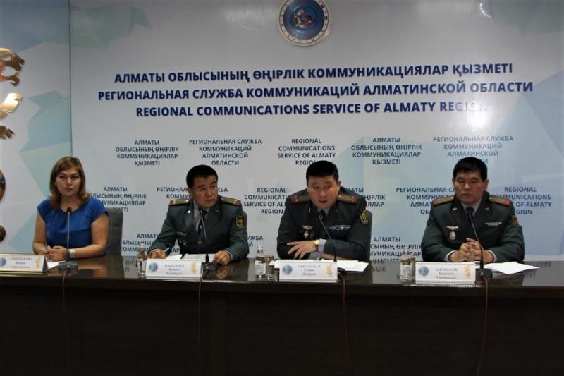 Алматы облысы: Жетісу тарландары Айбын халықаралық әскери-патриоттық жастар жиынында бақ сынамақ