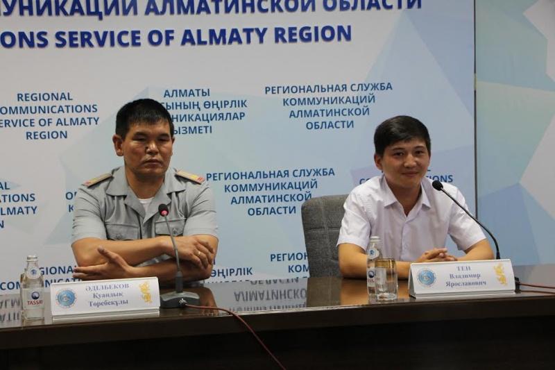 Алматы облысы: «Жетісу тарландары» І орынды иеленді