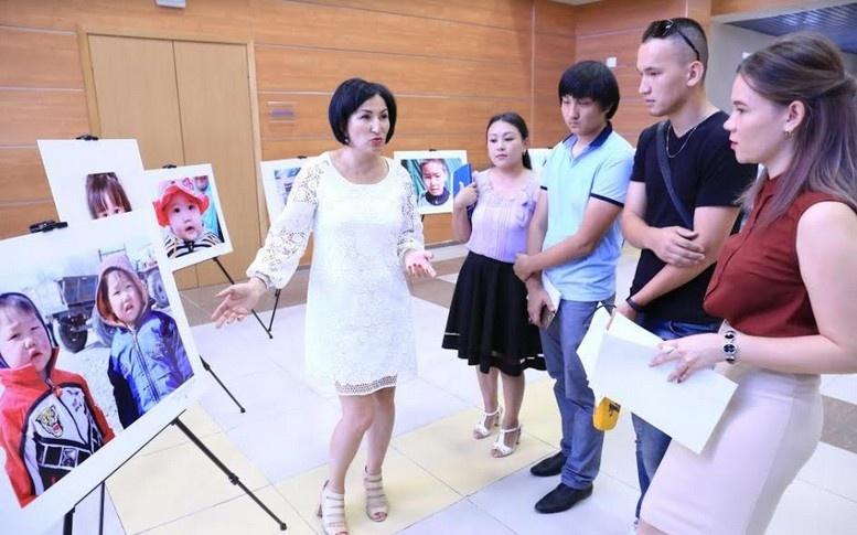 Алматы облысында Қызылағаш балаларына арналған фотокөрме өтті