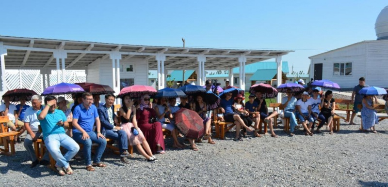 Алматы облысында  «BlogCamp Alakol summer school» өтті