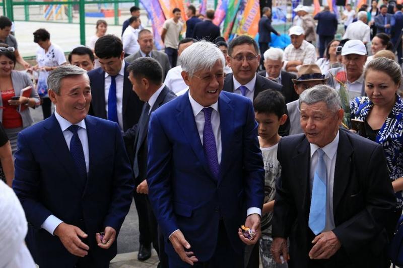 Алматы облысы: Талдықорғандықтарға 168 жаңа пәтер берілді