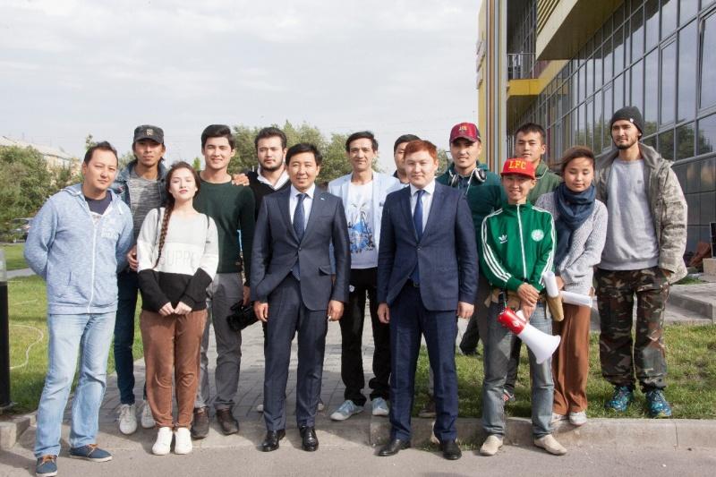Алматы облысында «WELCOME to ZHETYSU» фильмінің түсірілімі басталды