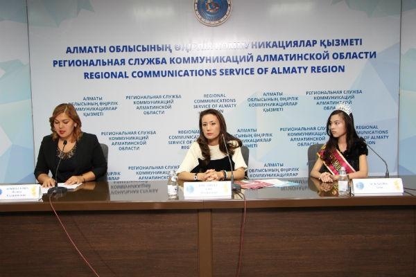 Алматы облысы: Талдықорғандық модель Францияда өткен байқауда жеңімпаз болды