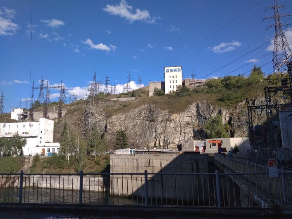 Блог - asaubota: Бұқтырма су электр станциясы